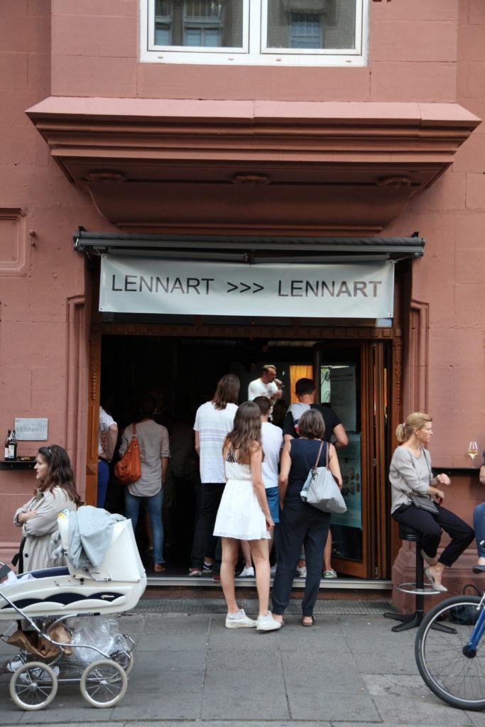 Lennart eingang