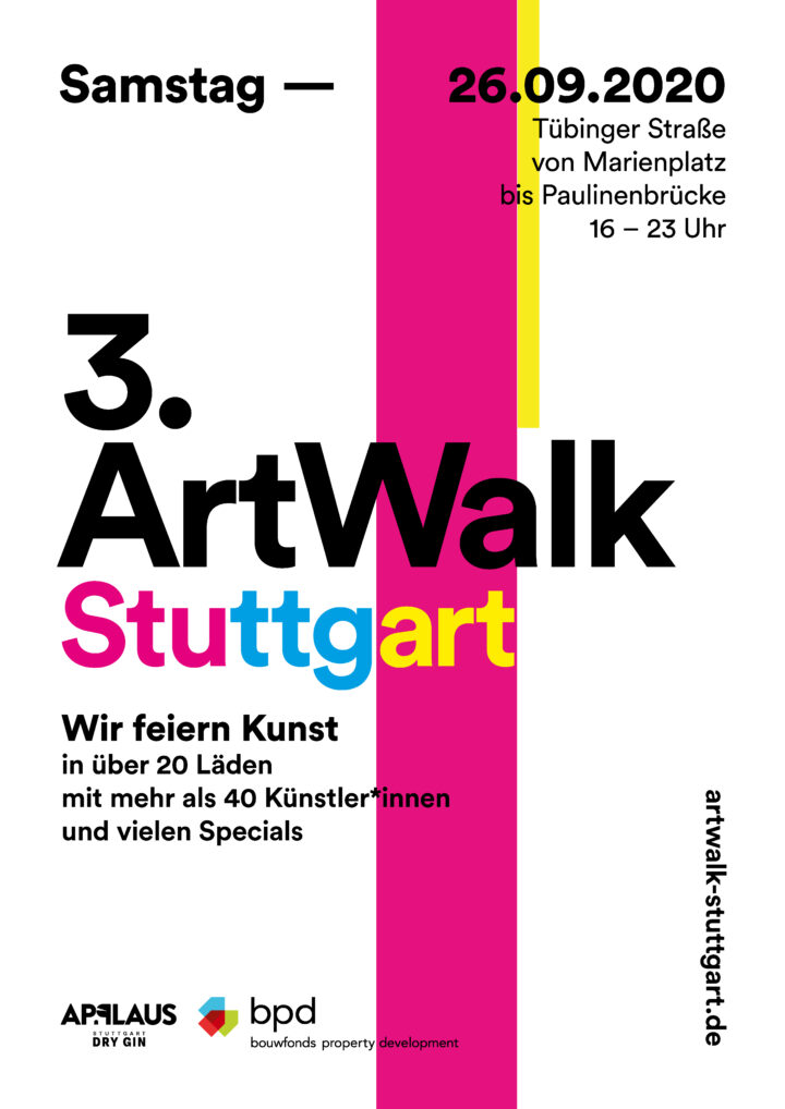 3. ArtWalk Flyer
